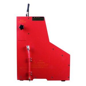 Image 2 - إطلاق CNC602A حاقن وقود السيارات آلة التنظيف بالموجات فوق الصوتية حاقن الوقود الأنظف تستر غسل أداة 6 اسطوانة DHL ل Atuo