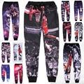 Hot 3D Jordan Printed Joggers For Men Boy Long Pants Super Star Theme Drawstring Trousers Casual Sweatpants