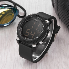 NEW Arrival OHSEN Electronic Digital Watch Men Wristwatch Military Rubber Band O