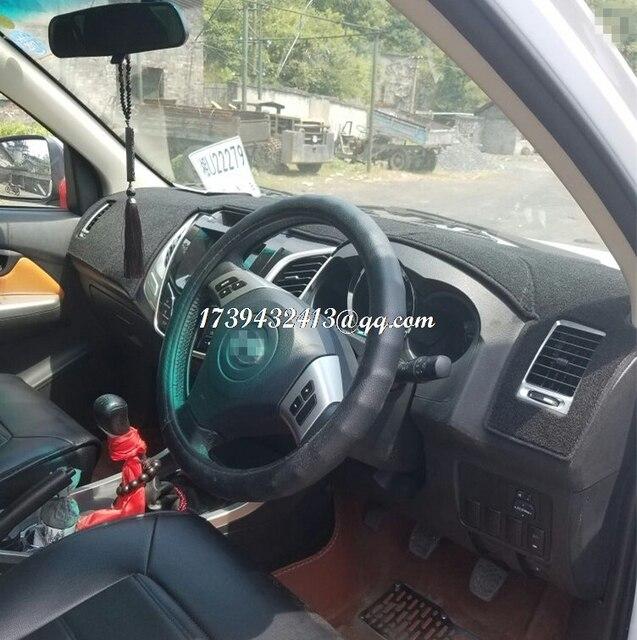 Dashmats автомобиль для укладки аксессуары приборной панели крышки для toyota hilux sw4 vigo pick up 2004 2005 2006 2007 2008 2009 2013 2015