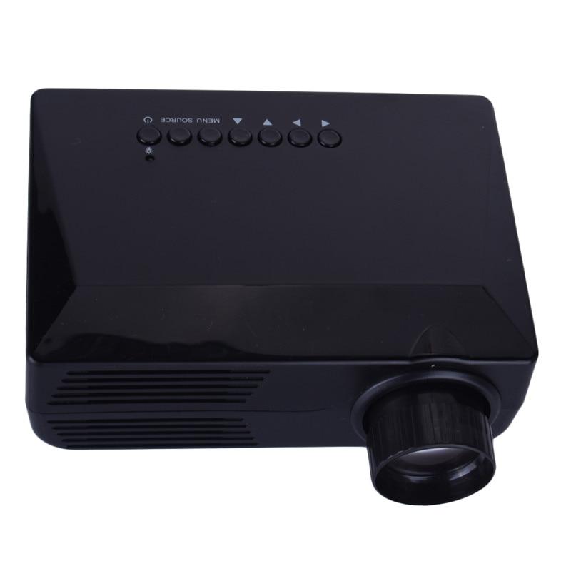 ФОТО 30W Mini Projector 1080P HD Screen 2.55 Inch 700 lumens Brightness Short Focal Length Led Projector EU US UK