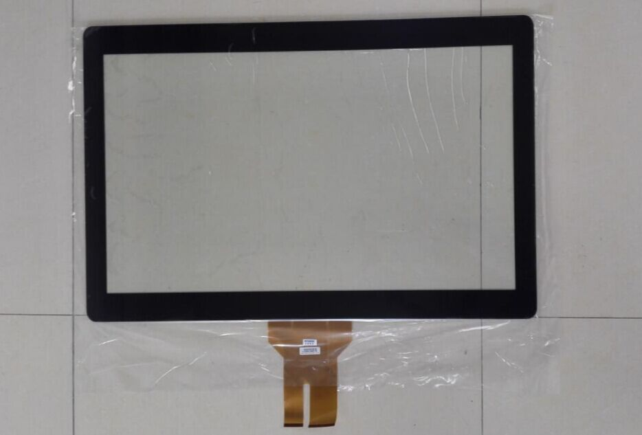 Fast Shipping! 27 inch capacitive touch screen 27 10 points projected capacitive multi touch panel overlays for LCD monitor