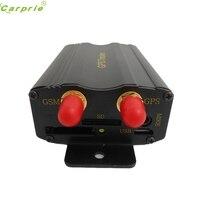 Wysokiej Jakości Pojazd Samochodowy GPS SMS GPRS Tracker TK103A Śledzenie W Czasie Rzeczywistym Urządzenia Syatem