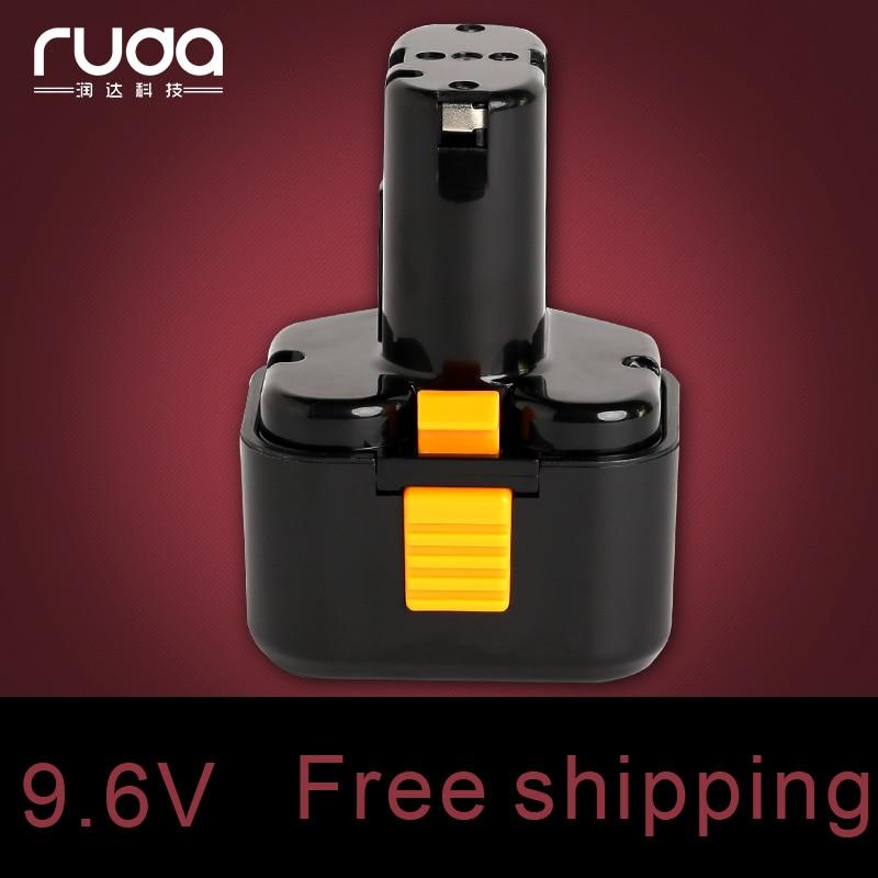 for Hitachi 9.6VA 1500mAh/1.5Ah power tool battery Ni cd FEB9S B3 EB9 EB912S EB914 EB924 321654 EEB9H FDS9DVA EB 926H EB930H