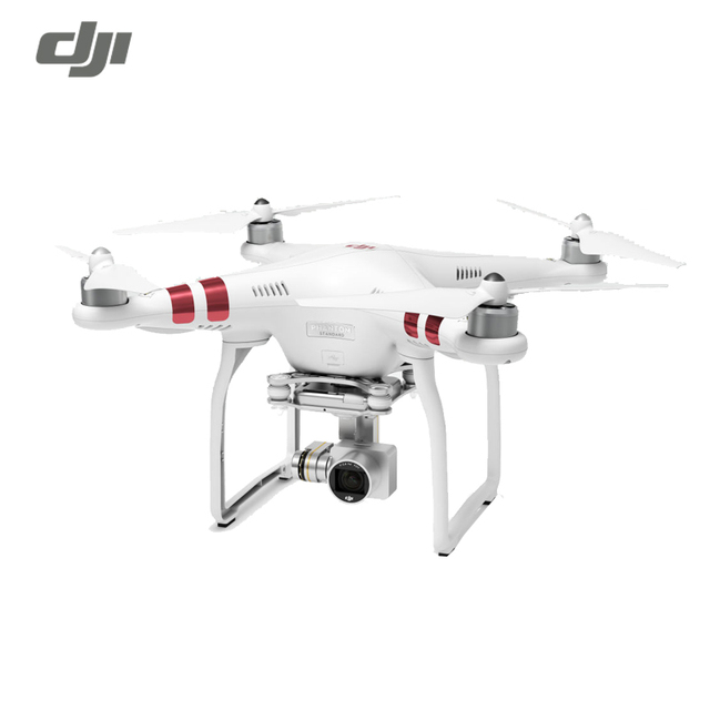 DJI phantom 3 standard FPV quadcopter camera drone with 2.7K HD camera and 3-Axis Gimbal uav dron NO TAXES