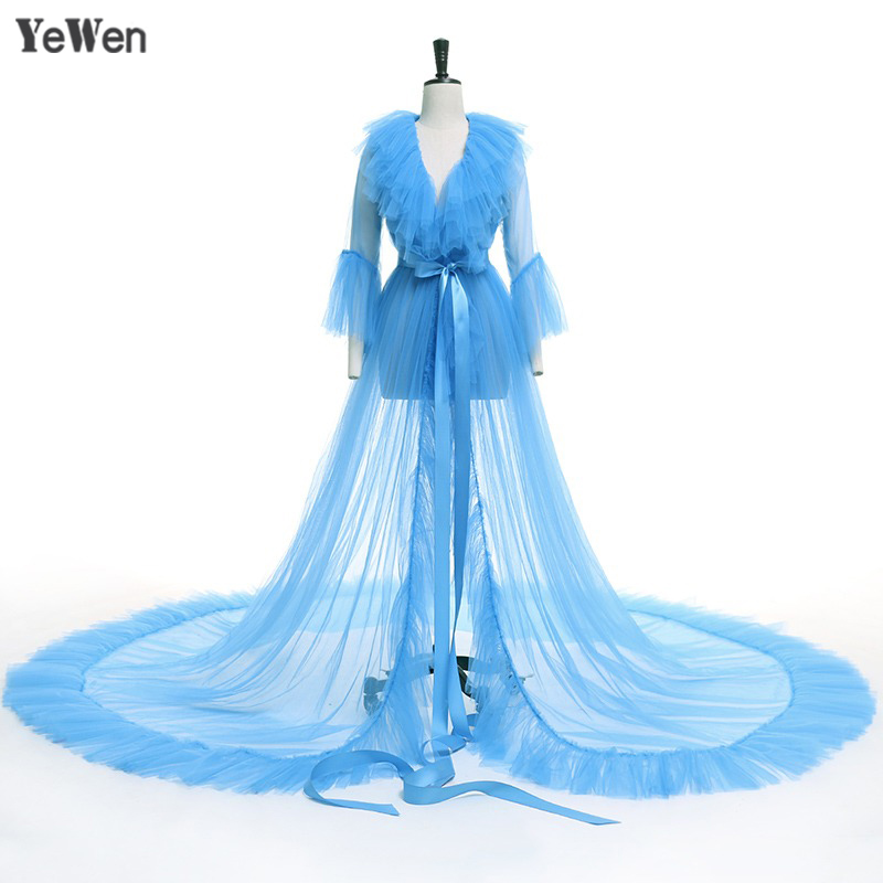 Sex Ivory Women Sleepwear See Though 2019 Wedding Dresses Wedding Night Dress Custom Plus Size Bridal Dresses For Photosession