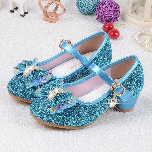 Zapatos Tacones 2017 Niños De Niñas Sandalias La Nuevo Princesa m8nwvyN0O