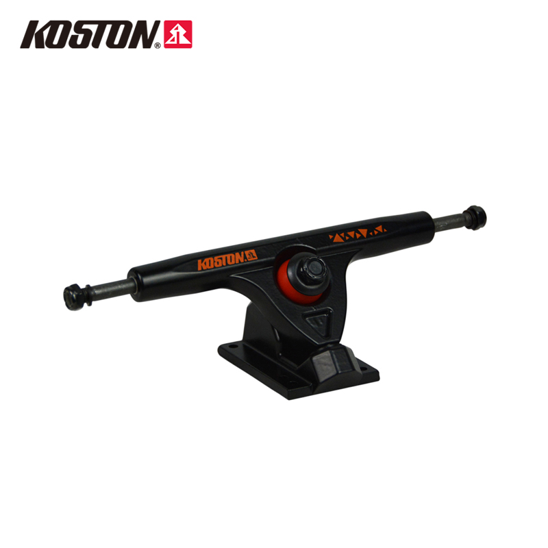 цена KOSTON Pro Grade Longboard Trucks 7inch 180MM Hanger Gravity Casting Long Skateboard Trucks Downhill TR175