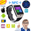 Aplus Bluetooth smart watch GV18 smartwatch Waterproof with NFC Camera SIM GSM Phone Sync Call Reminder for Android IOS PK Q18