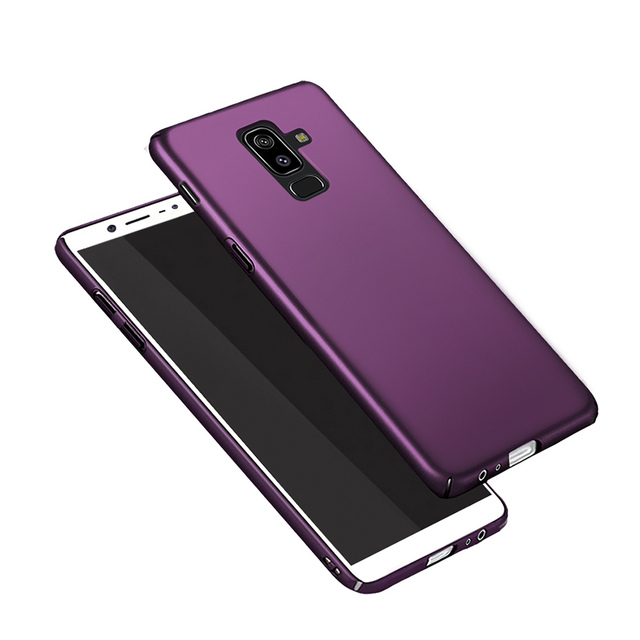 outlet store 5d45c c8703 US $1.5 |Case for Samsung Galaxy J8 2018 Case Cover for Samsung Galaxy J8  2018 Cover 360 Protector Bumper Fundas for Samsung J8 2018 Case-in Fitted  ...