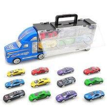 2016 Новый Pixar Cars Небольшой Сплава Модели Автомобиля Игрушки Детей Образовательных Toys Имитационная Модель Подарок Для Мальчиков Розницу