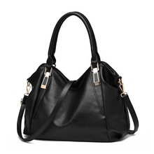 Puimentiua Handbags Women Shoulder Crossbody Bag Female Casual Large Totes Quality Artificial Leather Ladies Hobo Messenger Bags