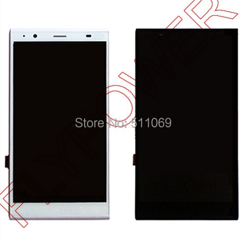For ZTE Grand Memo 2 II LCD Screen Display with Touch Screen Digitizer Assemblely free shipping; HQ; White color; 100% warranty 5pcs lot100% new original for zte grand memo 5 7 n5 u5 n9520 v9815 lcd display touch screen assembly free shipping 100% tested
