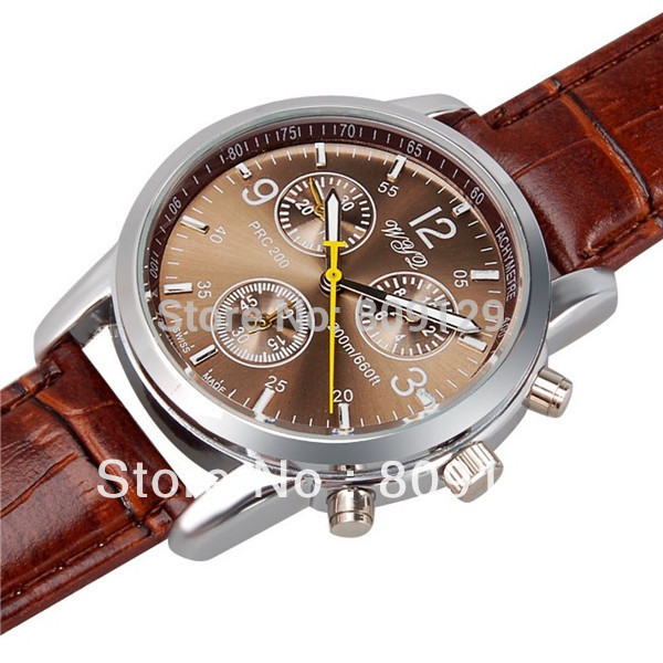 buckle shop promotional for shshd quanlity fashion wristwatches promotion stainless men steel faux quartz high analog watches mens watch leather wrist