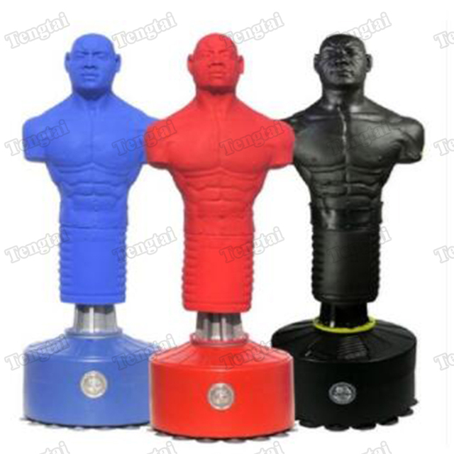 Free Standing Punching Bag Boxing Slam Man
