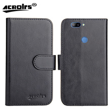 """Elephone P8 Mini Case 5"""" 2017 6 Colors Flip Dedicated Leather Exclusive 100% Special Phone Cover Cases Card Wallet+Tracking"""