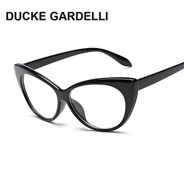 DUCKE GARDELLI Vintage Bril Frame Vrouwen Mode Klassieke Frame Vrouwelijke Merk Designer Optische Brillen frame Oculos 740