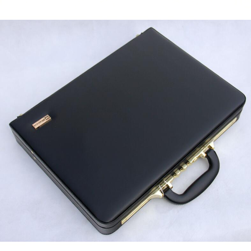 Business men leather messenger bag box 14
