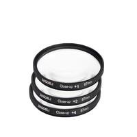 58 BAODELI Lens Filtro Close Up Macro Filter Concept 40.5 43 46 49 52 55 58 62 67 72 77 82 mm For Canon Dslr Nikon Sony Accessories (4)