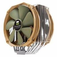 Thermalright Archon IB E X2 вентиляторы для компьютера AMD Intel Процессор радиатор/охлаждения LGA 2066 2011 1366 AM3 AM4 FM2 FM1 кулеры/вентилятор