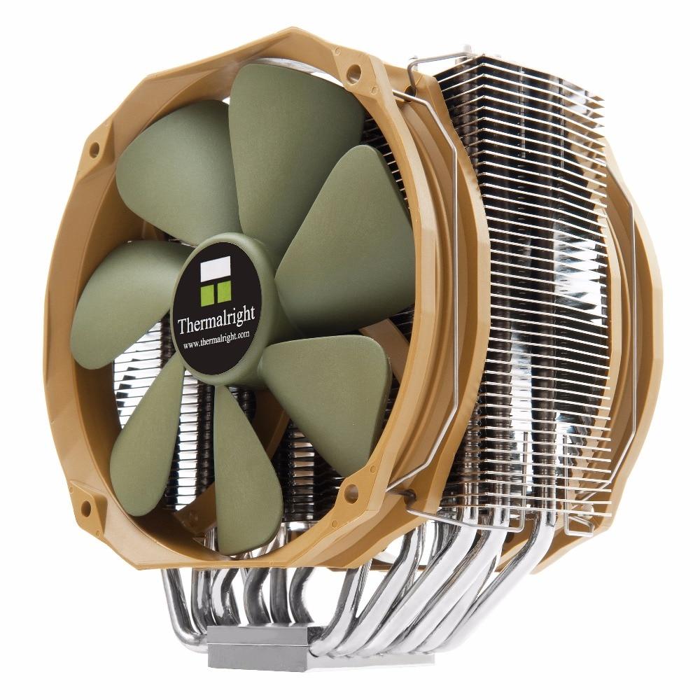 Thermalright Archon IB-E X2 ordinateur refroidisseurs AMD Intel dissipateur thermique pour processeur/refroidissement LGA 2066 2011 1366 AM3 AM4 FM2 FM1 refroidisseurs/ventilateur
