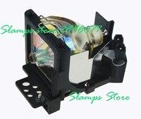 החלפה חמה למכירה DT00511 מנורת מקרן עם דיור לhitachi ED-S3170/ED-S3170A/ED-S3170AT/ED-S3170B/ED-X3280/ED-X3280AT