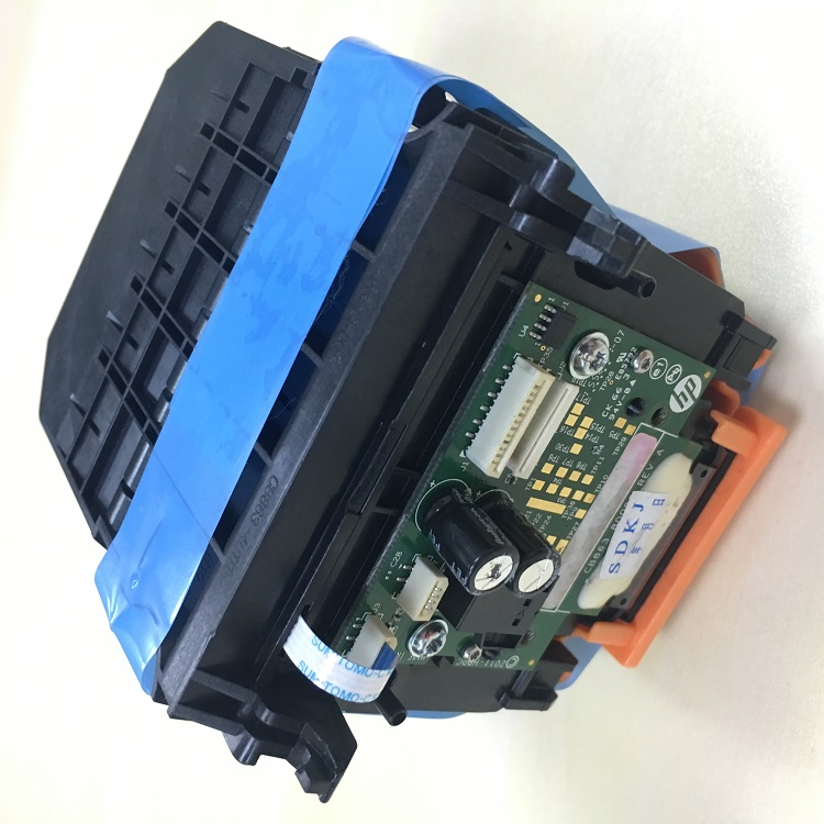 SXYTENCHI Free Shipping Original 95% New CB863-60133 Print Head For HP 932 933 For Officejet 6100 6600 7110 7610 7612