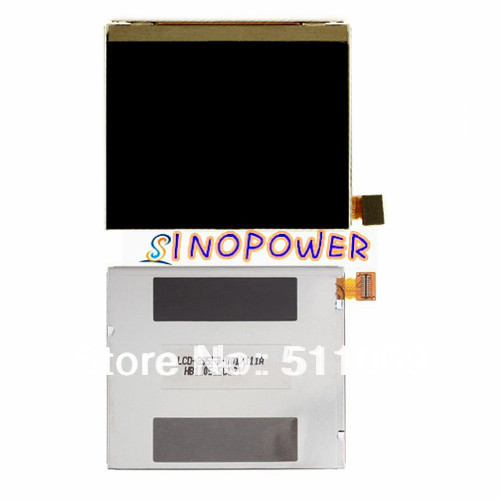 100% used original mobile phone LCD screen display for BlackBerry Bold Design 9790 001 by free DHL, UPS or EMS: 10pcs/lot