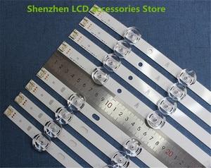 Image 3 - 8pcs x LED Backlight Strip 9 leds สำหรับ LG TV 47 นิ้ว Innotek DRT 3.0 LG47lb5610 6916L 1715A 1716A LG47LY340C LG47GB651C 100% ใหม่