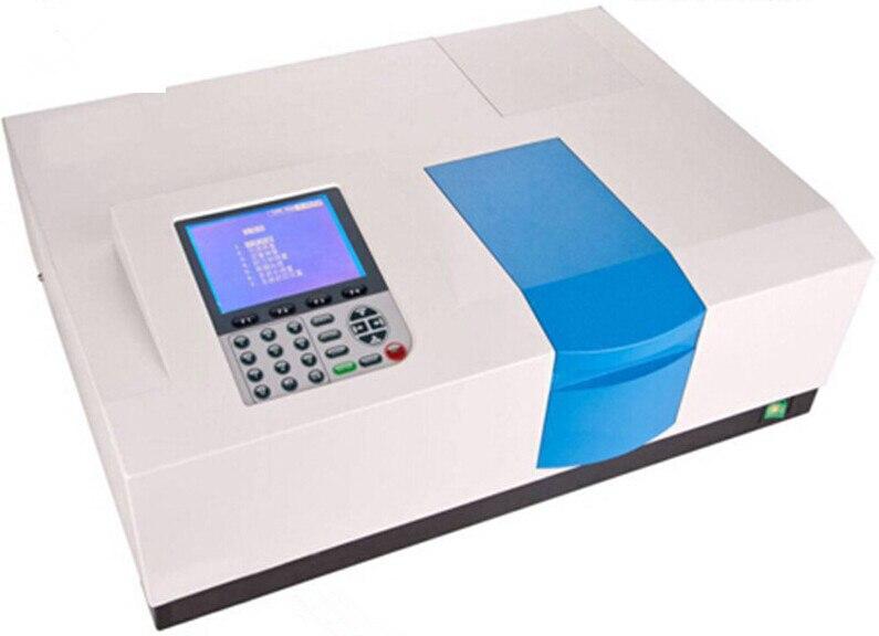 Double Beam UV VIS Spectrophotometer UV1900 320*240 LCD USB Export UV Visible Spectrophotometer