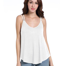 2017 Sexy Spaghetti Straps V Neck Camisole Tank Top Women 4 Colors New Fashion Lady Sleeveless Solid Camis Tops Blusa