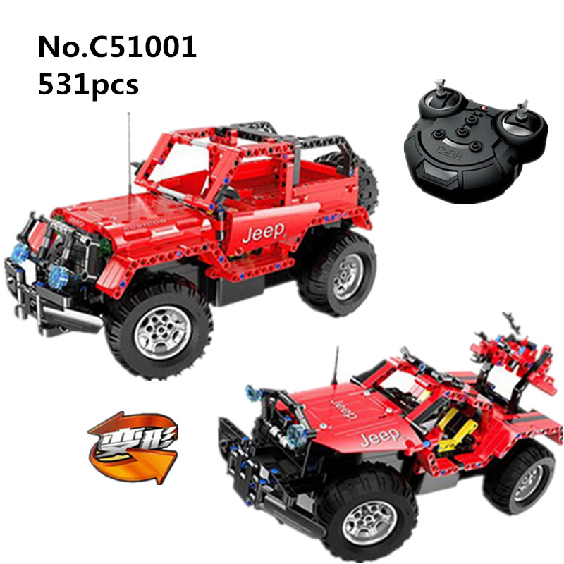 531pcs Technic Series RC Remote Control Racing Car Diy Building Blocks Compatible with Legoingly Toys For Children Kids Gifts531pcs Technic Series RC Remote Control Racing Car Diy Building Blocks Compatible with Legoingly Toys For Children Kids Gifts
