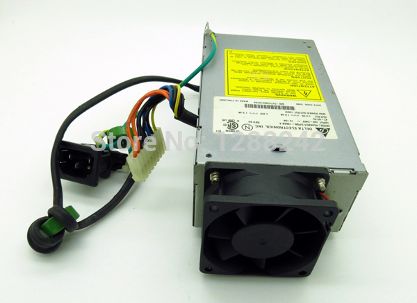 Used original Power supply unit for hp designjet 5130 original 341 0063 04 2821 2851 210w power supply