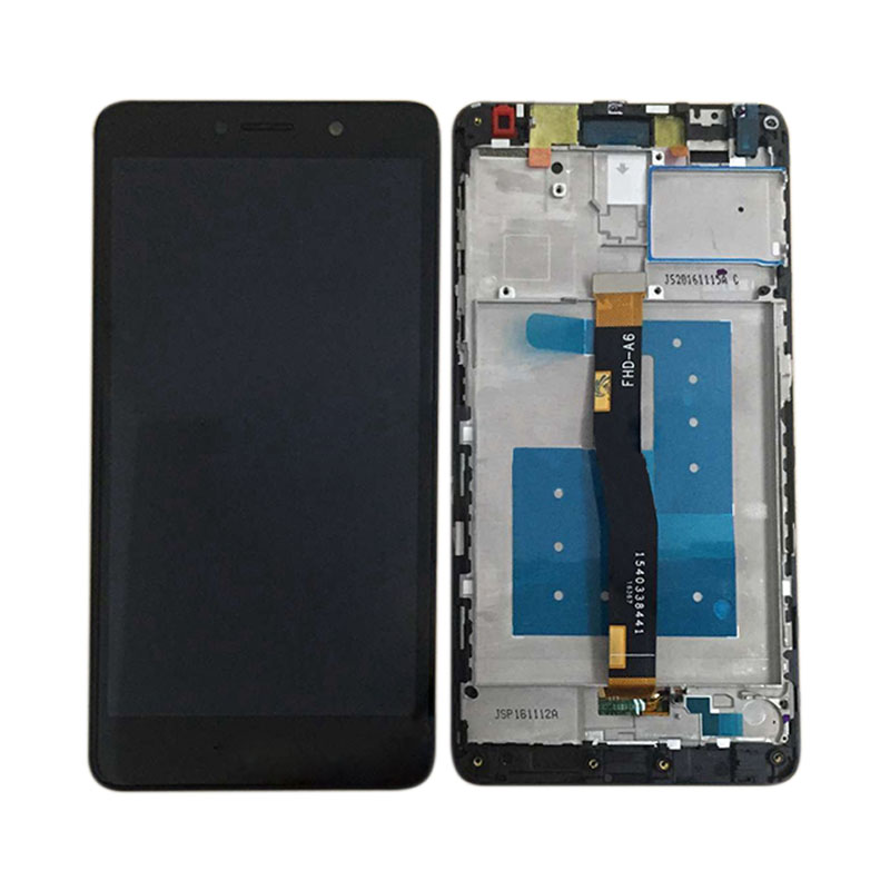 Image 2 - AICSRAD LCD Display For Huawei Honor 6X BLN L24 BLN AL10 BLN L21 BLN L22 touch screen Digitizer Assembly Frame with Free Tools-in Mobile Phone LCD Screens from Cellphones & Telecommunications