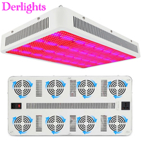 4PCS Full Spectrum 1600W LED Grow Light For Plant Flower Vegetable Growing Indoor Greenhouse Tent Hydroponics System Wholesale