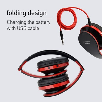 Wireless Foldable Headset 1