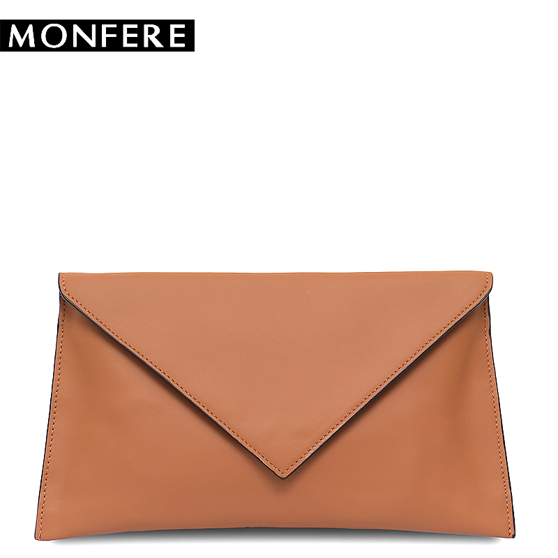 MONFER Mini Italian Leather Purses and Handbags Messenger Bag for Girls Shoulder Leather Sling Bags for Women Clutch Vintage Bag