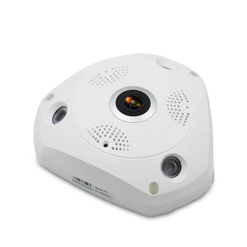 Wifi IP vidvinkel VR-kamera Trådlös 5MP HD Smart 360-graders Fishey - Säkerhet och skydd - Foto 2