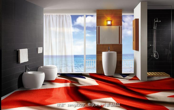 3d Floor Wallpaper Hd 3d Stereoscopic British Flag Wallpeper