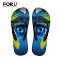 2017 Playa de Verano Flip Flop Zapatos de Los Hombres De Goma de Masaje Deslizador Grande Pupilas Sandalias de Interior y Ocio Flip-Flops Envío Gratis