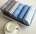 2016 nova marca toalha 3 Pacote de Chá de Cozinha de algodão TowelsCleaning Microfier Pano Esfregão de Limpeza Da Casa Original Toalha de Cozinha