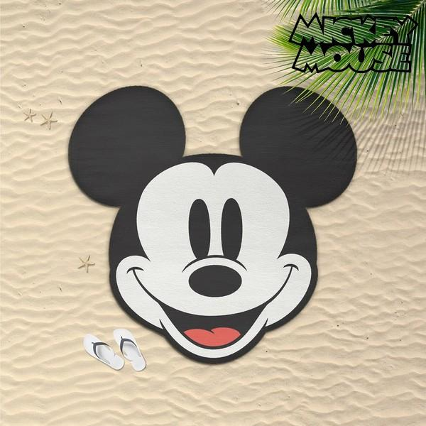 Towel Beach Mickey Mouse 70828