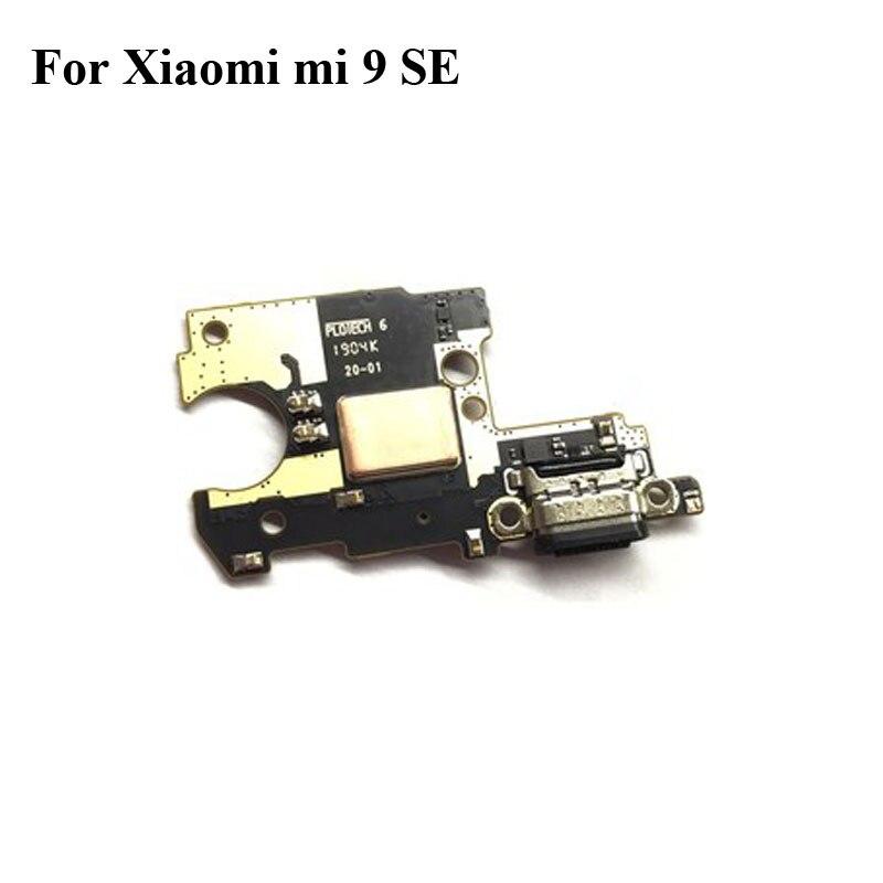Nouveau Original pour Xiao mi mi 9 se 9SE Port de chargement USB Dock mi c mi carte de Module de crophone câble de remplacement pièces mi 9se mi 9 SE