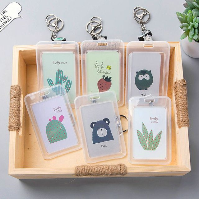 Kids Gift Card Cover Keyring Chain Bags & Shoes