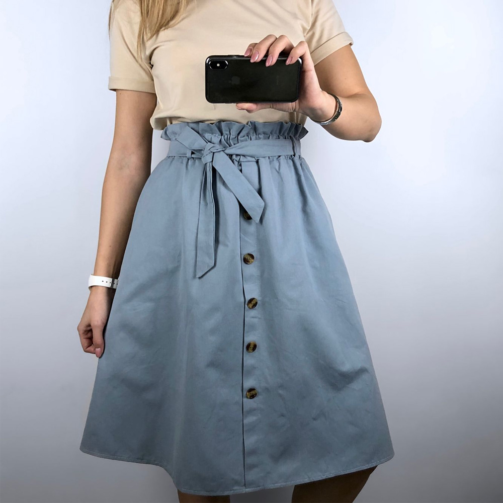 Trendy Female Skirts