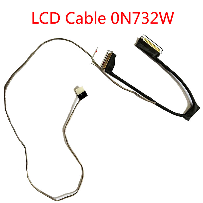 New Lcd Cable Lvds Line Screen Wire For Dell Alienware 13 R3 FHD DC02C00DI00