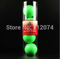 Deluxe Multiplying Balls,One Ball to Four (Soft Green,Luminous) Magic Tricks Appearing Magie Stage Illusion Gimmick Props Comedy