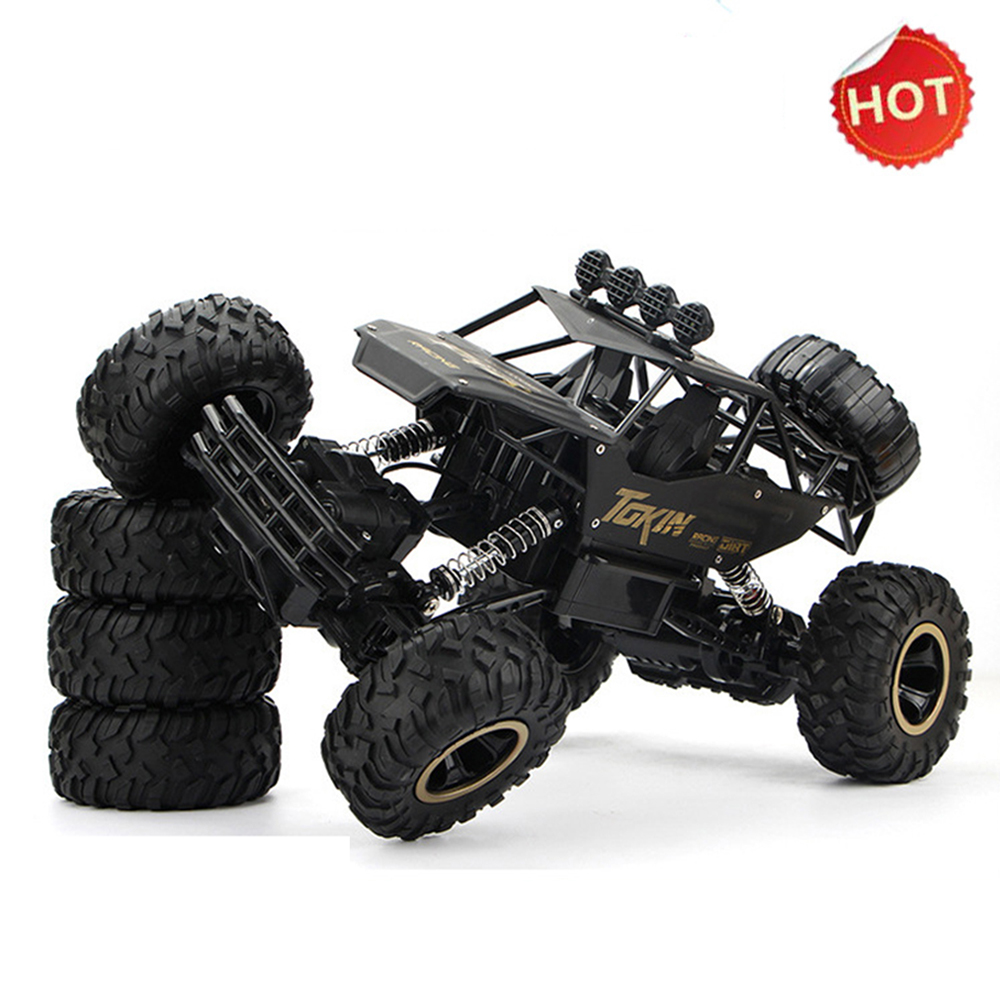 1:12 RC Car Toys 4WD Bigfoot Remote Control High Speed Vehicle 2.4Ghz Electric RC Toys Rradio-Controlled Cars Kids Gifts