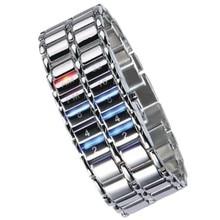 Тенденция evecico электронные часы второго поколения стол привел браслет любителей водонепроницаемые часы