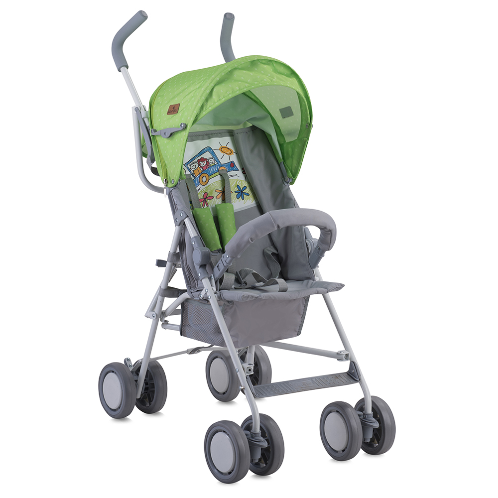 Lightweight Stroller Lorelli Trek 10020881714 Strollers Baby Walking stick